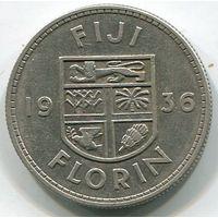 ФИДЖИ - ФЛОРИН 1936
