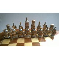 Шахматы Азия. сам Батый и его орда