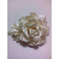Заколка для волос-Роза