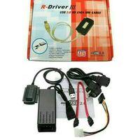 Адаптер R-DRIVER III с 2.5' и 3.5' IDE SATA на USB