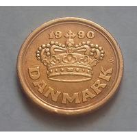 25 эре, Дания 1990 г.