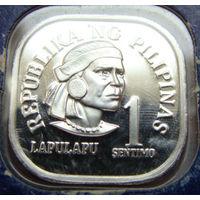 Филиппины 1 сентимо 1976 г