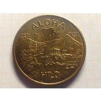 Гавайи доллар