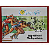 Мадагаскар, 1994 г., Л/атлетика