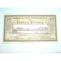Германия 50 пфениг нотхельд. 1919г.  распродажа