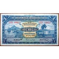 Тринидад и Тобаго, 1 доллар 1942 год, Р5