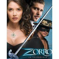 Зорро. Меч и роза / Zorro. La espada y la rosa. Весь сериал (122 серии)  (США-Колумбия, 2007) Скриншоты внутри