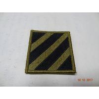 Шеврон 3-й пехотной дивизии армии США
