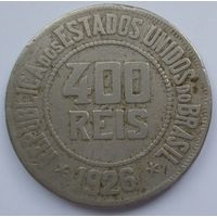 Бразилия 400 рейс 1926