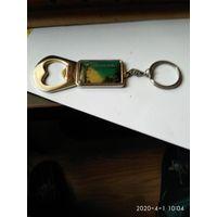 Брелок для ключей с открывалкой BERMUDA.