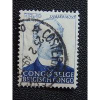 Бельгийское Конго 1947 г.
