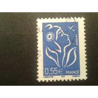 Франция 2005 стандарт 0,55