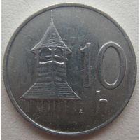 Словакия 10 геллеров 1994 г. (a)