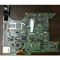 Материнская плата HP DV6000 -  DA0AT8MB8H6 rev H