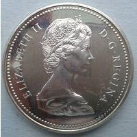 Канада 1 доллар 100 лет канаде