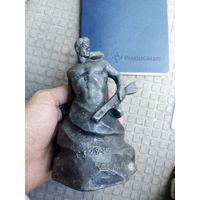 Стоять на смерть. Самая массовая скульптура СССР, памяти храбрости и отваги бойцов ВОВ.