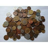 Монеты 150 штук +-, торг!