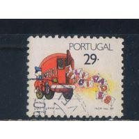 Португалия 1989 Доставка почты #1775
