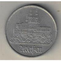 ГДР 5 марка 1972 Город Мейсен