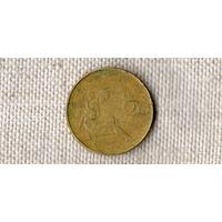 Италия 200 лир 1980 /ФАО// (ON)