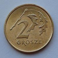 Польша 2 гроша. 1999