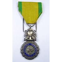 Военная медаль. Франция. Medaille Militaire. Valeur et Discipline. 1870