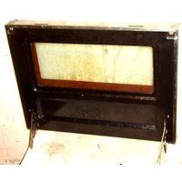 Внутреннее стекло от дверцы духовки для устройства: Газовая плита 1457-2, 1452 и других. Брестский завод газовой аппаратуры.
