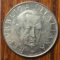 Италия, 100 лир 1974. Юбилейная. Маркони