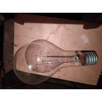 Лампа накаливания 500 вт 1978 г.