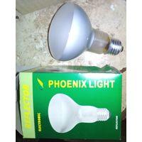 Лампа рефлекторная зеркальная РН3-100 220V 100W Е27 Electronic Phoenix Light Reflector