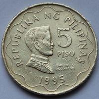 Филиппины, 5 писо 1995 г