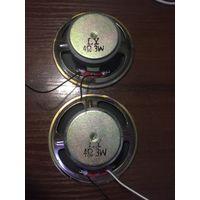 Пара динамиков от китайского магнитофончика