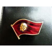 Значок - Ленин.