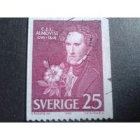 Швеция 1966 писатель и композитор