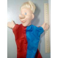 Кукла Петрушка, театральная, на руку