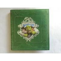 Альбом для медальонов Шрэк