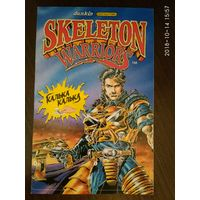 "Буклет ""Skeleton Warriors"" 1994 dunkin"