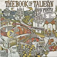 Deep Purple, The Book Of Taliesyn, LP 1968