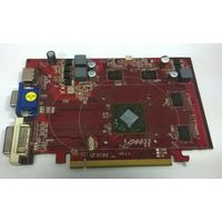 НЕРАБОЧАЯ видеокарта AX4670 1GBK3-P Radeon HD 4670 1GB 128-bit GDDR3 PCI Express 2.0 . Читайте описание