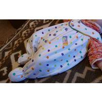 Комбинезон/ ползунки/ слип на новорожденного от 0 до 3 месяцев (Германия)