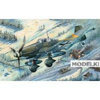 Самолет Junkers Ju-87G-2 Stuka, сборная модель 1/32 Trumpeter 03218