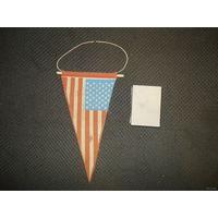 Вымпел флаг США