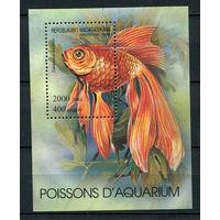 Мадагаскар (Малагаси) - 1994 - Рыбки - [Mi. bl. 263] - 1 блок. MNH.