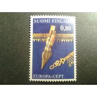 Финляндия 1976 Европа полная