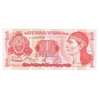 Гондурас 1 лемпира 1994 года. Состояние UNC!