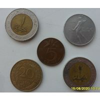 Набор монет 6