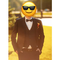 Свадебный костюм SIMONI