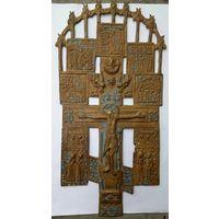 Крест распятие с избранными праздниками