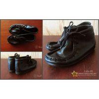 Кожаные ботинки р-р.: 30 (стелька 19 см)