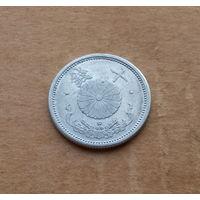 Япония, 10 сен, алюминий